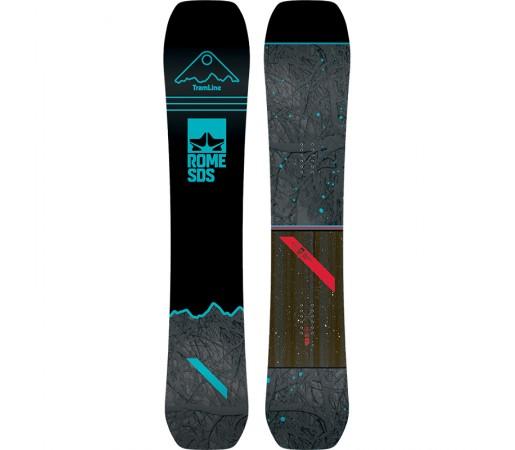 Placa Snowboard Rome Mechanic 161W 2020