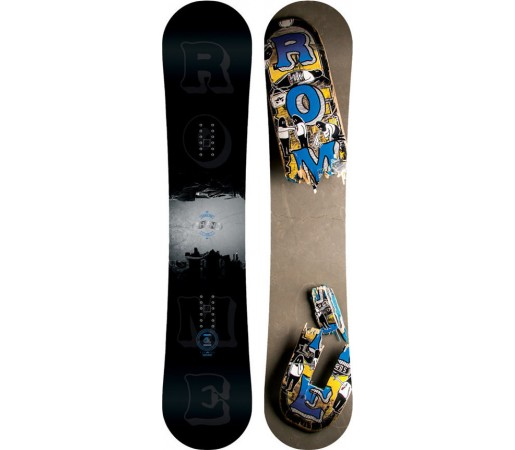 Placa snowboard Rome Shank 152