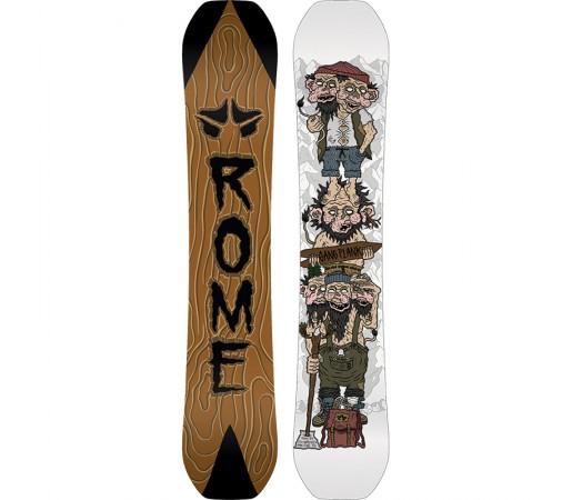 Placa Snowboard Rome Mod 156 2020