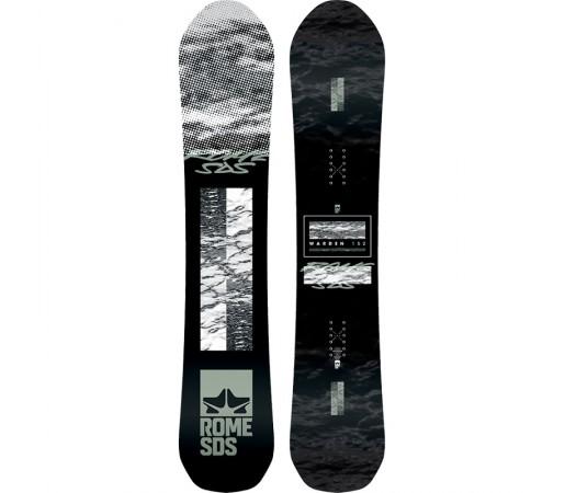Placa Snowboard Rome Warden 152 2020