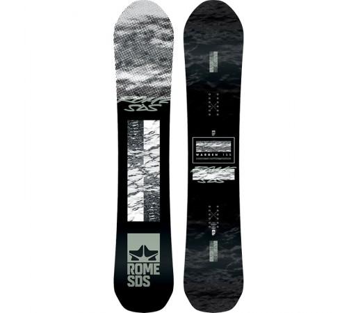 Placa Snowboard Rome Warden 155 2020