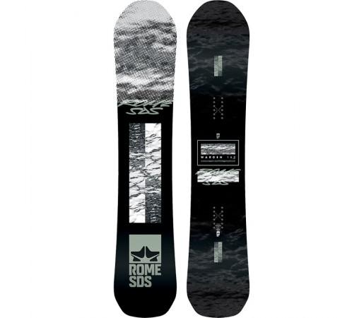 Placa Snowboard Rome Warden 160W 2020