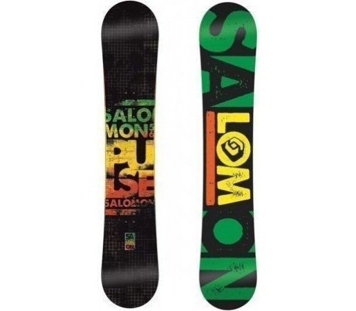 Placa Snowboard Salomon Pulse