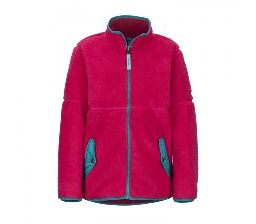 Polar Copii Marmot Girl's Lariat Fleece Disco Pink (Roz)