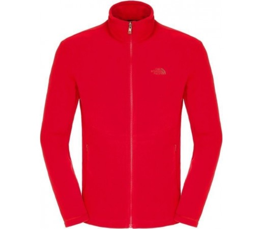 Polar The North Face 100 Cornice M Red
