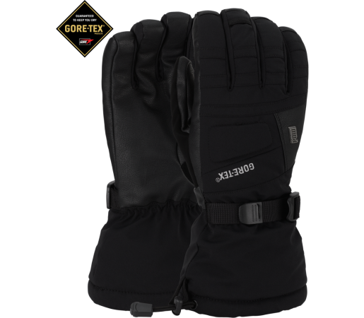 Manusi Schi si Snowboard POW Tormenta GTX X-Trafit Black