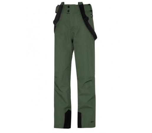 Pantaloni Protest Bork Jr Dark Green Juniori Verde