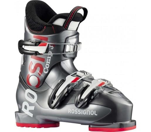 Clapari Rossignol Comp J3 Alpine Black/Red