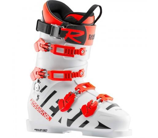 Clapari Ski Unisex Rossignol Hero World Cup 130 White