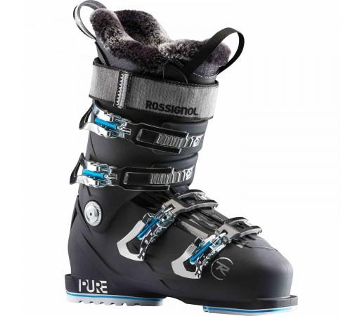 Clapari Ski Femei Rossignol Pure Elite 90 (Night Black)