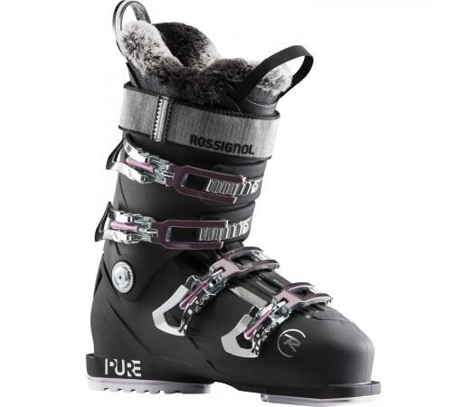Clapari Ski Femei Rossignol Pure Elite 70 - Black