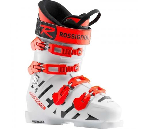 Clapari Ski Copii Rossignol Hero World Cup 90 Sc - White