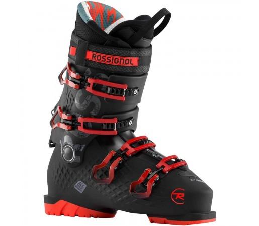 Clapari Ski Barbati Rossignol Alltrack 90 - Black/Red