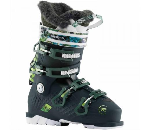 Clapari Ski Femei Rossignol Alltrack Pro 100 W-Dark Green
