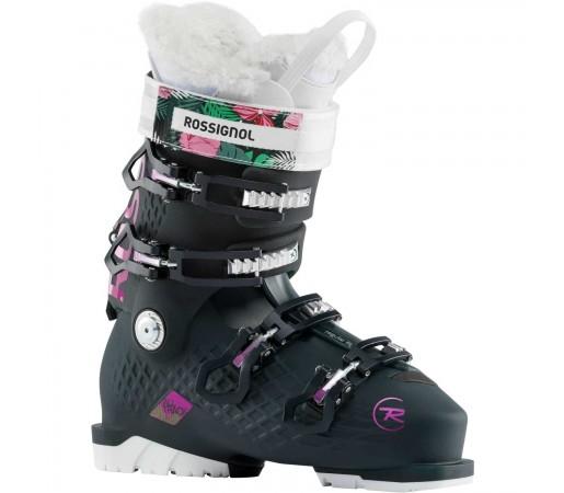Clapari Ski Femei Rossignol Alltrack 80 W - Black/Green