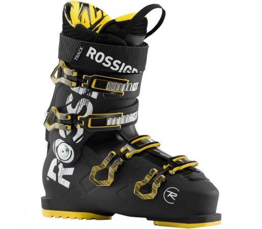 Clapari Ski Barbati Rossignol Track 90 - Black/Yellow