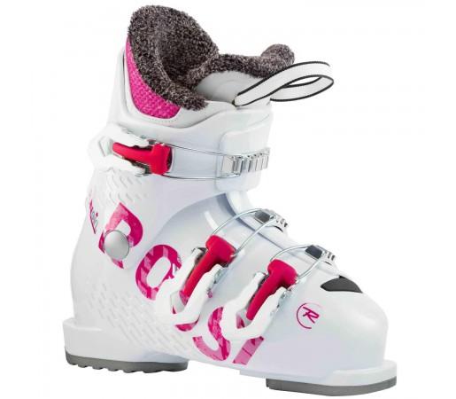 Clapari Ski Copii Rossignol FUN GIRL 3 Alb