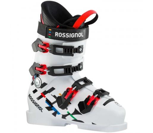 Clapari Ski Copii Rossignol HERO WORLD CUP 70 SC Alb