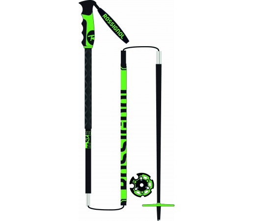 Bete Ski Rossignol Touring Pro Foldable Verde