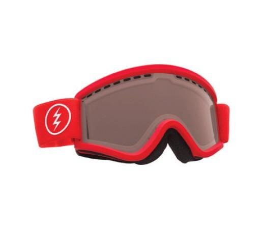 Ochelari schi si snowboard Electric EGV.K Red Brose Kids