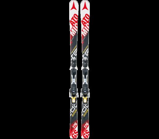 Schiuri Atomic Redster Edge GS XT & XT 12 Black/White