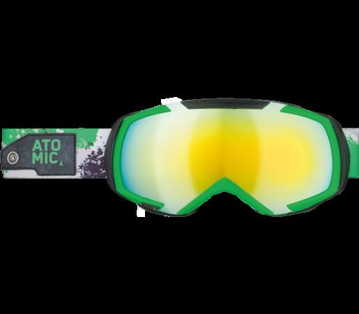 Ochelari Atomic Revel³ M Green/Yellow