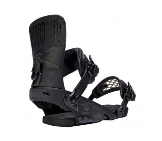 Legaturi snowboard Ride Rodeo Negre