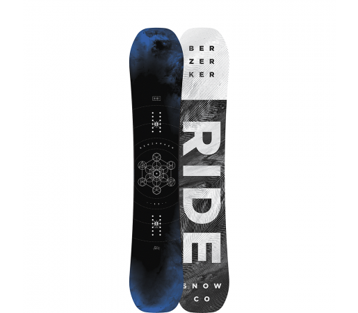 Placa Snowboard Ride Berzerker Wide 2017