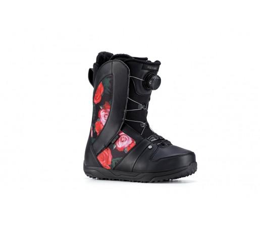Booti Snowboard Femei Ride Sage 2019 Negru / Rose