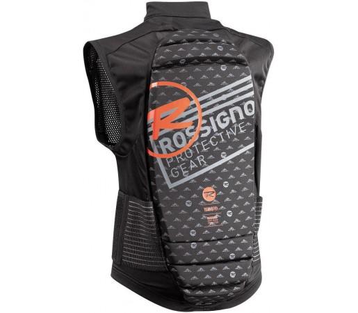 Protectie Rossignol Rossifoam Vest Back Protec JR Black