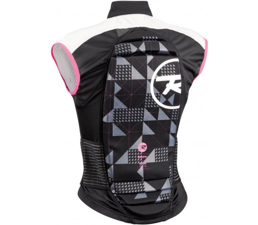 Protectie Rossignol Rossifoam Vest Back Protec ATT Black
