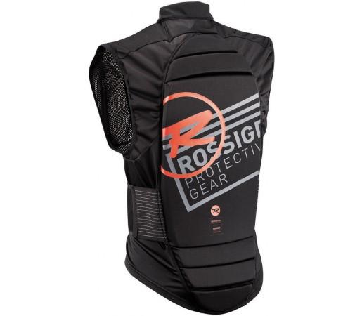 Protectie Rossignol Rossifoam Vest Back Protec Black