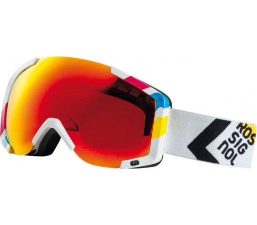 Ochelari Ski si Snowboard Rossignol RG3 Spark White