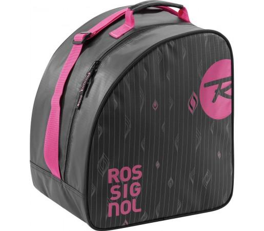 Husa clapari Rossignol Women Boot Bag Grey/Pink