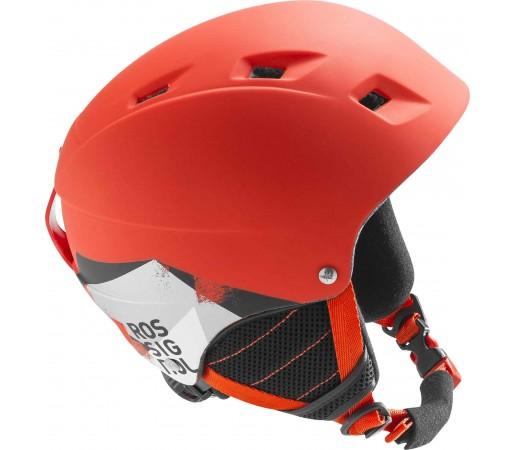 Casca Ski si Snowboard Juniori Rossignol COMP J Rosu LED
