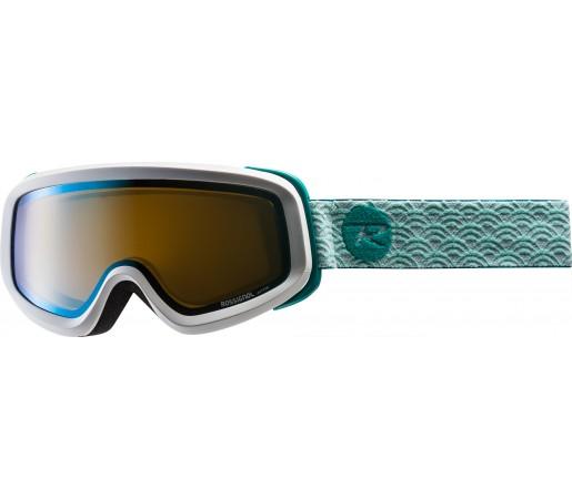 Ochelari Ski si Snowboard Femei Rossignol ACE HP FLOWER AQUA - CYL