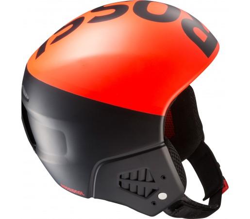 Casca Ski si Snowboard Juniori Rossignol HERO JR FIS IMPACTS Rosu / Negru