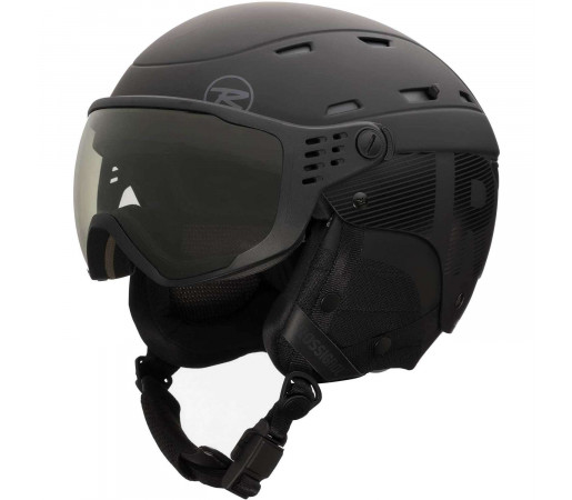 Casca Ski Barbati Rossignol Allspeed Visor  Photochrom Black (Negru)
