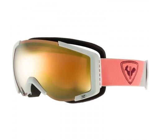 Ochelari Ski si Snowboard Femei Rossignol Airis Zeiss Gri