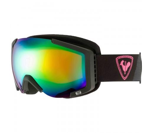 Ochelari Ski si Snowboard Femei Rossignol Airis Zeiss Negru
