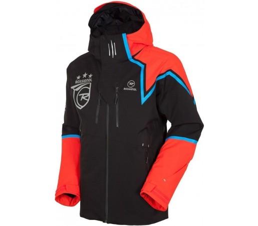 Geaca Schi si Snowboard Rossignol Hero Star Black/Red