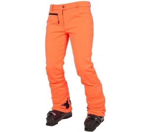 Pantaloni Schi si Snowboard Rossignol W Diamond Softshell Orange
