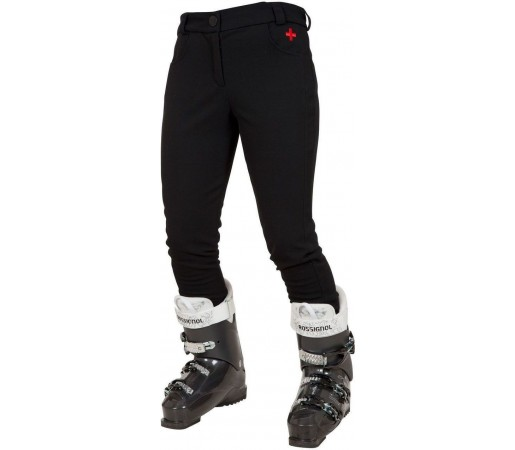 Pantaloni Schi si Snowboard Rossignol W Dorothy Softshell Black