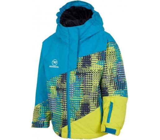 Geaca Schi si Snowboard Rossignol Kid Mini PR JKT Blue