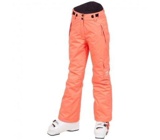 Pantaloni schi Rossignol Cargo Portocalii