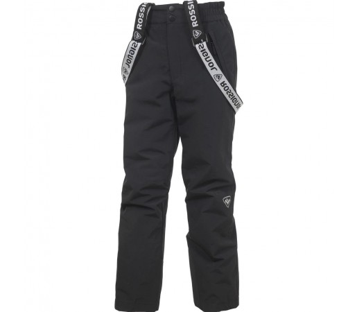 Pantaloni Schi Rossignol Youth Negru