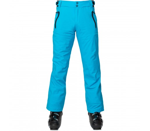 Pantaloni Ski Barbati Rossignol COURSE Bleu / Bleumarin