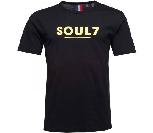 Tricou Barbati Rossignol Soul Logo Tee Black (Negru)
