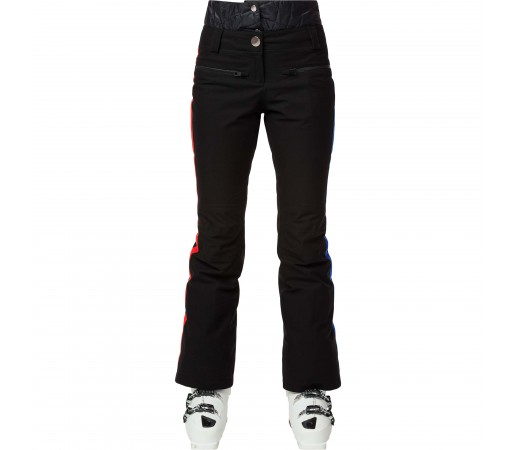 Pantaloni Ski Femei Rossignol YUROCK Negru
