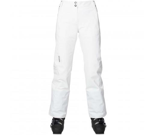 Pantaloni Ski Femei Rossignol ELITE Alb